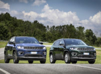Jeep Compass Restyling 20212