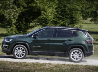 Jeep Compass Restyling 20214