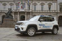 Fiat y Turín colaboran para conectar coches híbridos enchufables con la ciudad