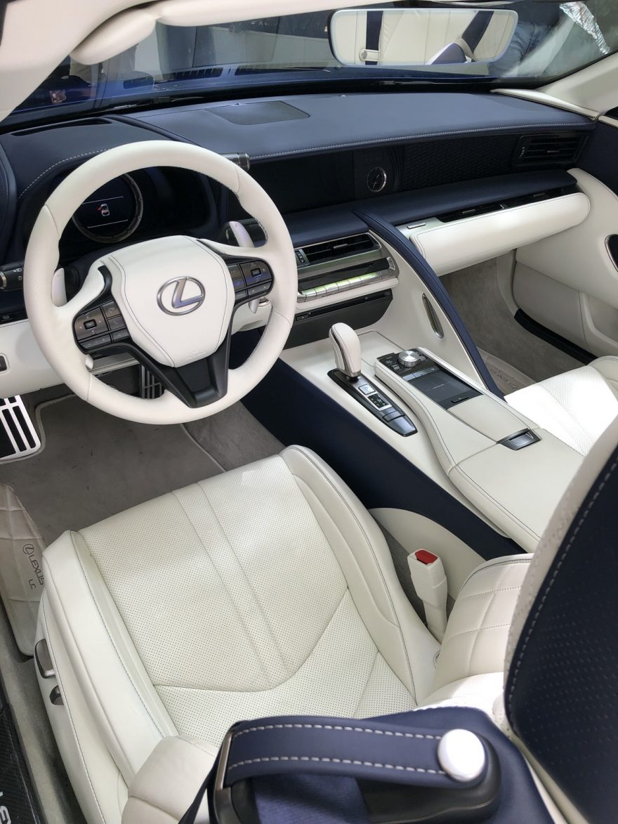 Lexus Lc 500 1