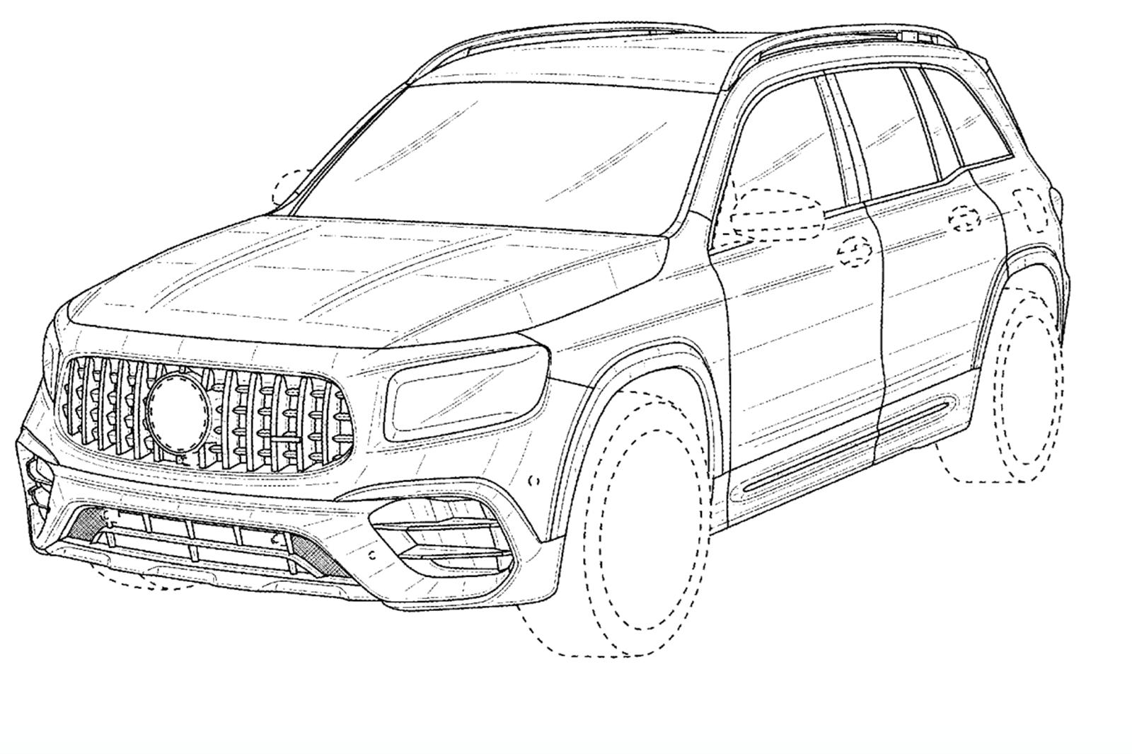 Mercedes Amg Glb 45 Filtracion 1