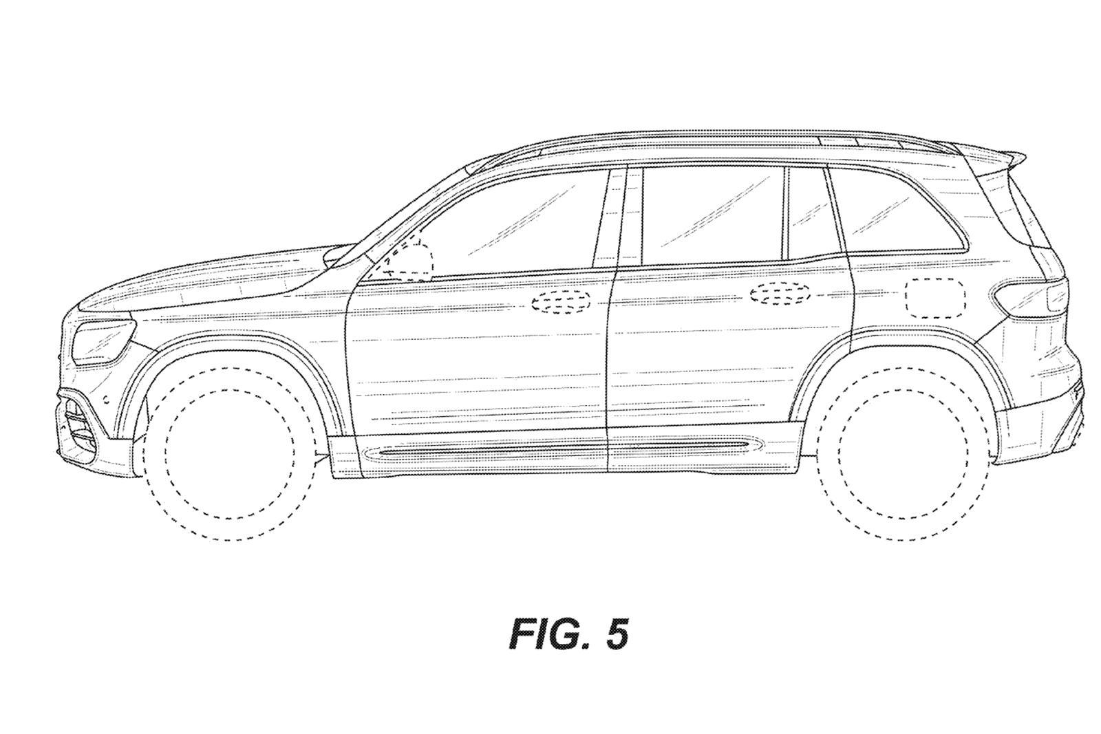 Mercedes Amg Glb 45 Filtracion 2