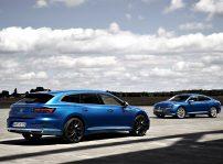 Volkswagen Arteon Ehybrid Elegance And Arteon Shooting Brake Ele