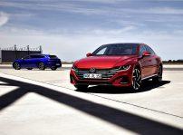 Volkswagen Arteon Shooting Brake R And Arteon R Line