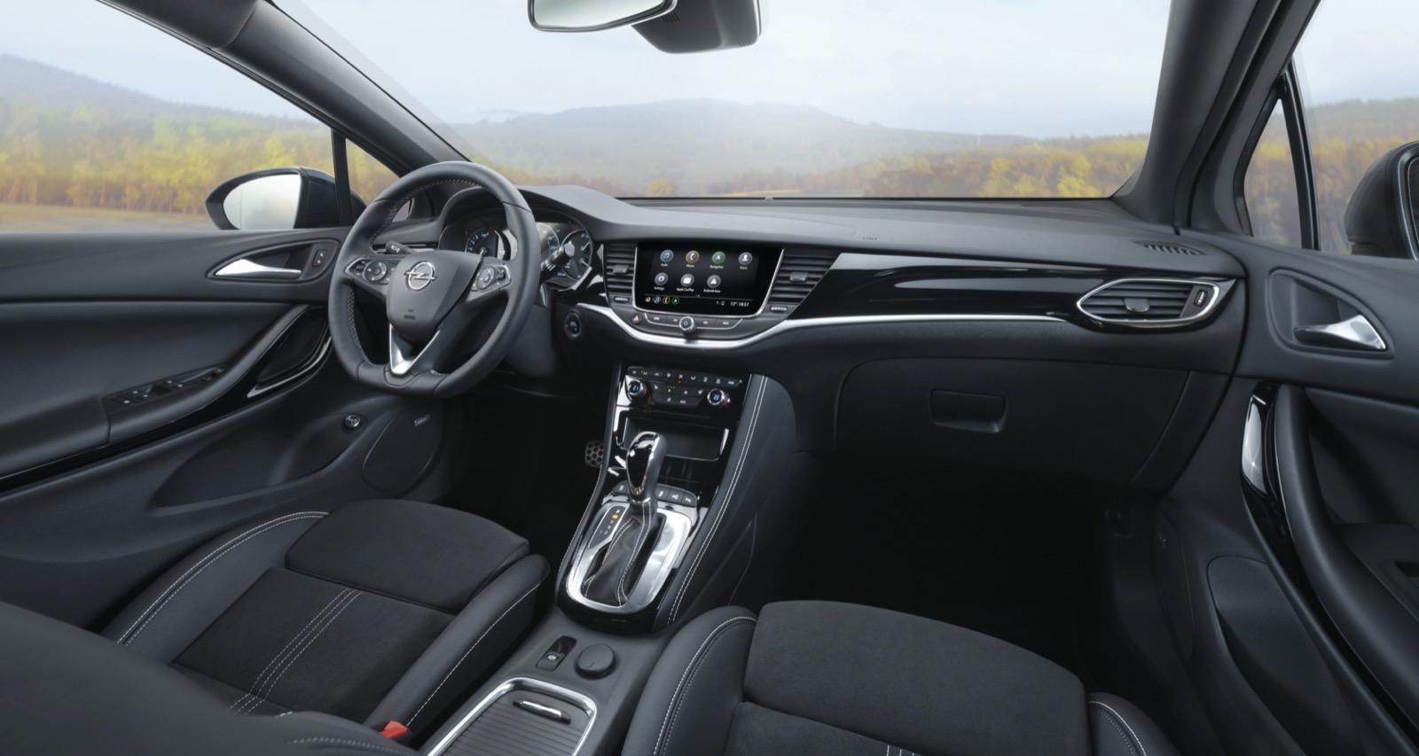 Opel Astra 25