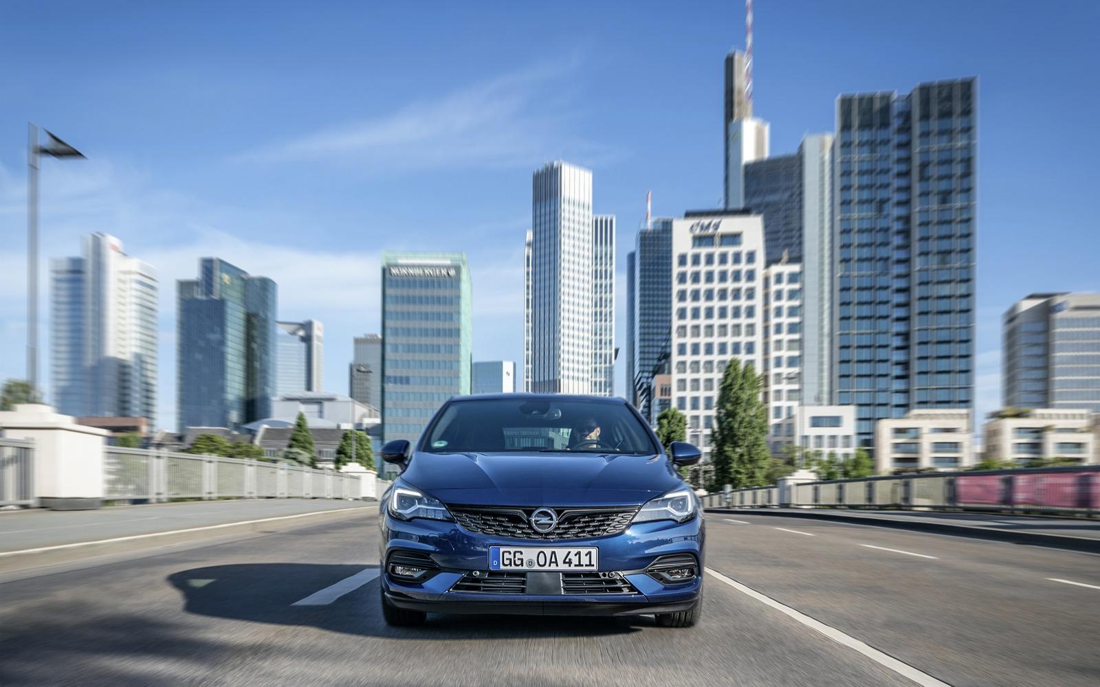 Opel Astra 26