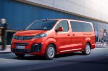 Opel Zafira-e Life, la versión eléctrica del comercial ya se podrá reservar este verano