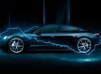 Porsche Taycan Techart 2