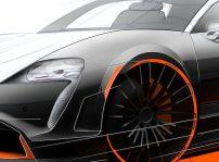 Porsche Taycan Techart 4