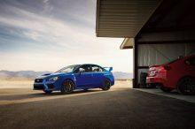 El Subaru WRX STI regresará con muchas novedades, entre ellas, nuevo motor