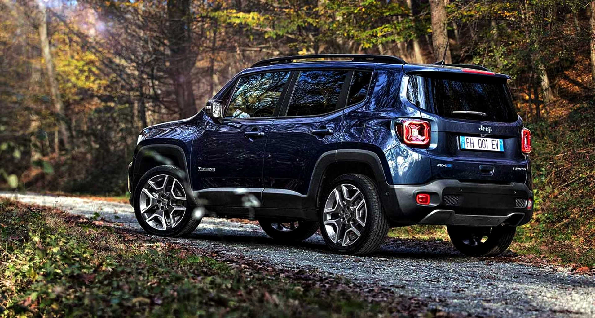 Jeep Renegade 4xe Jeep Compass 4xe 4