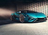 Lamborghini Sian Roadster (1)