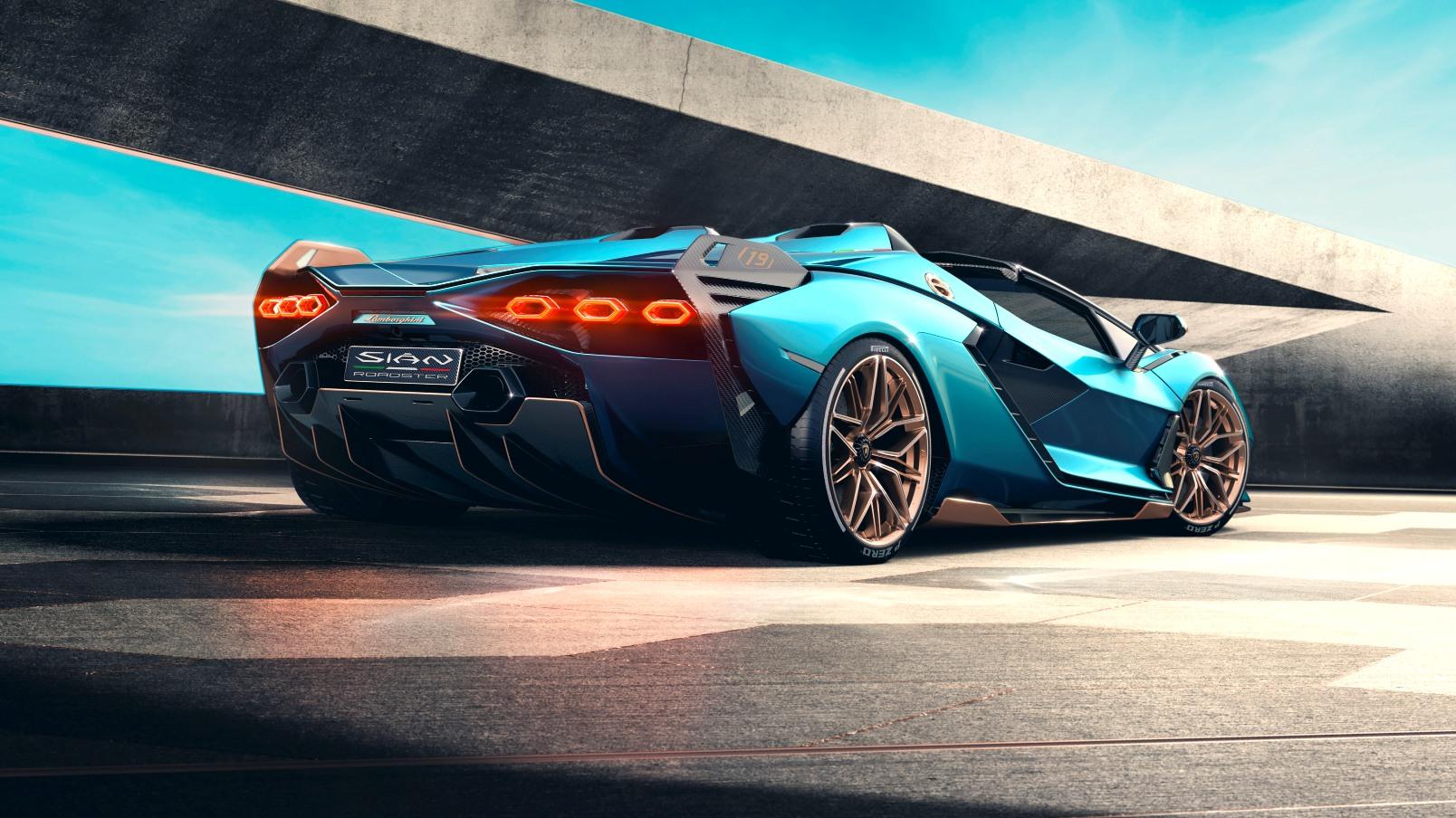Lamborghini Sian Roadster (6)