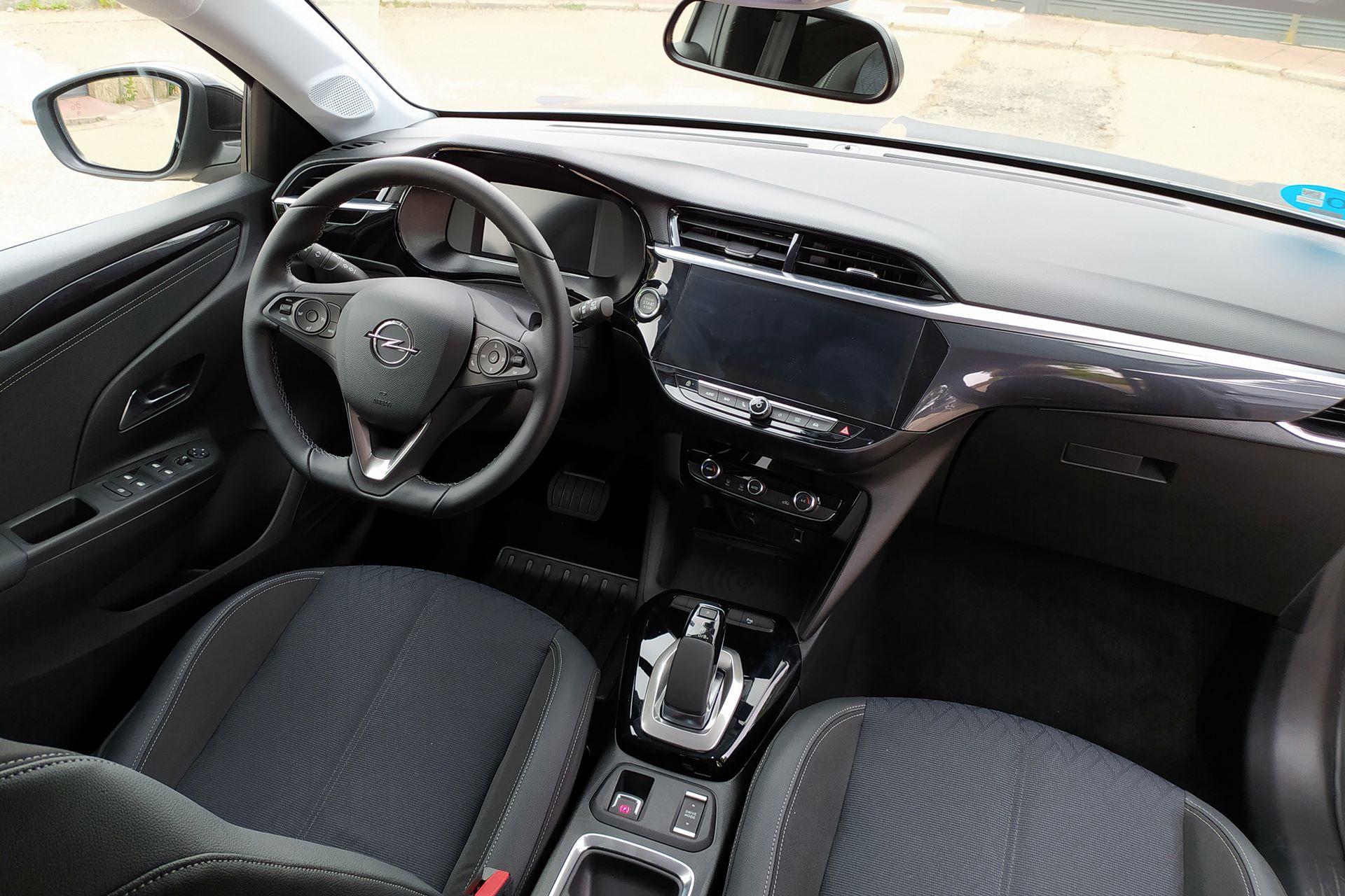 Prueba Opel Corsa E 04