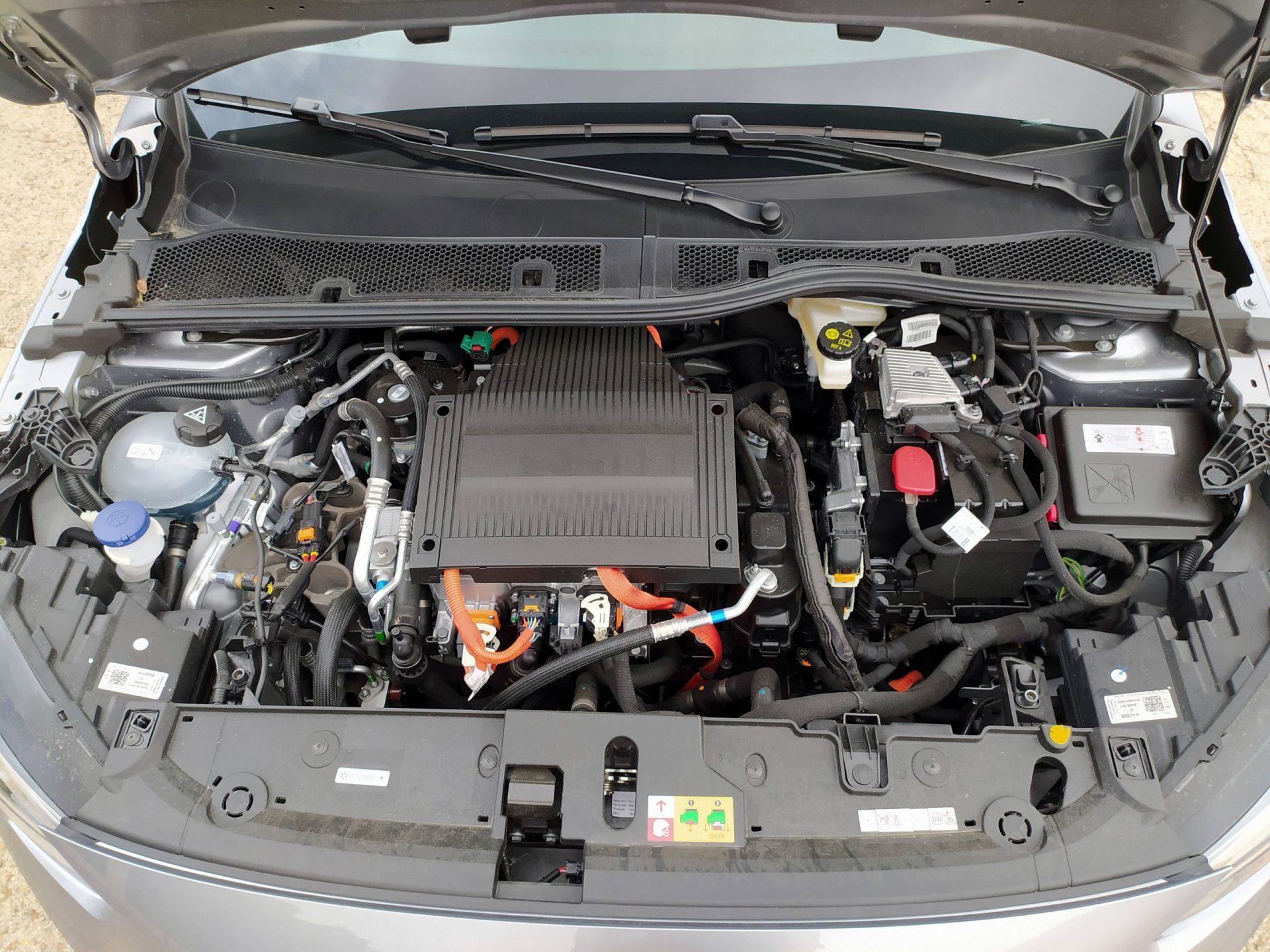 Prueba Opel Corsa E 07