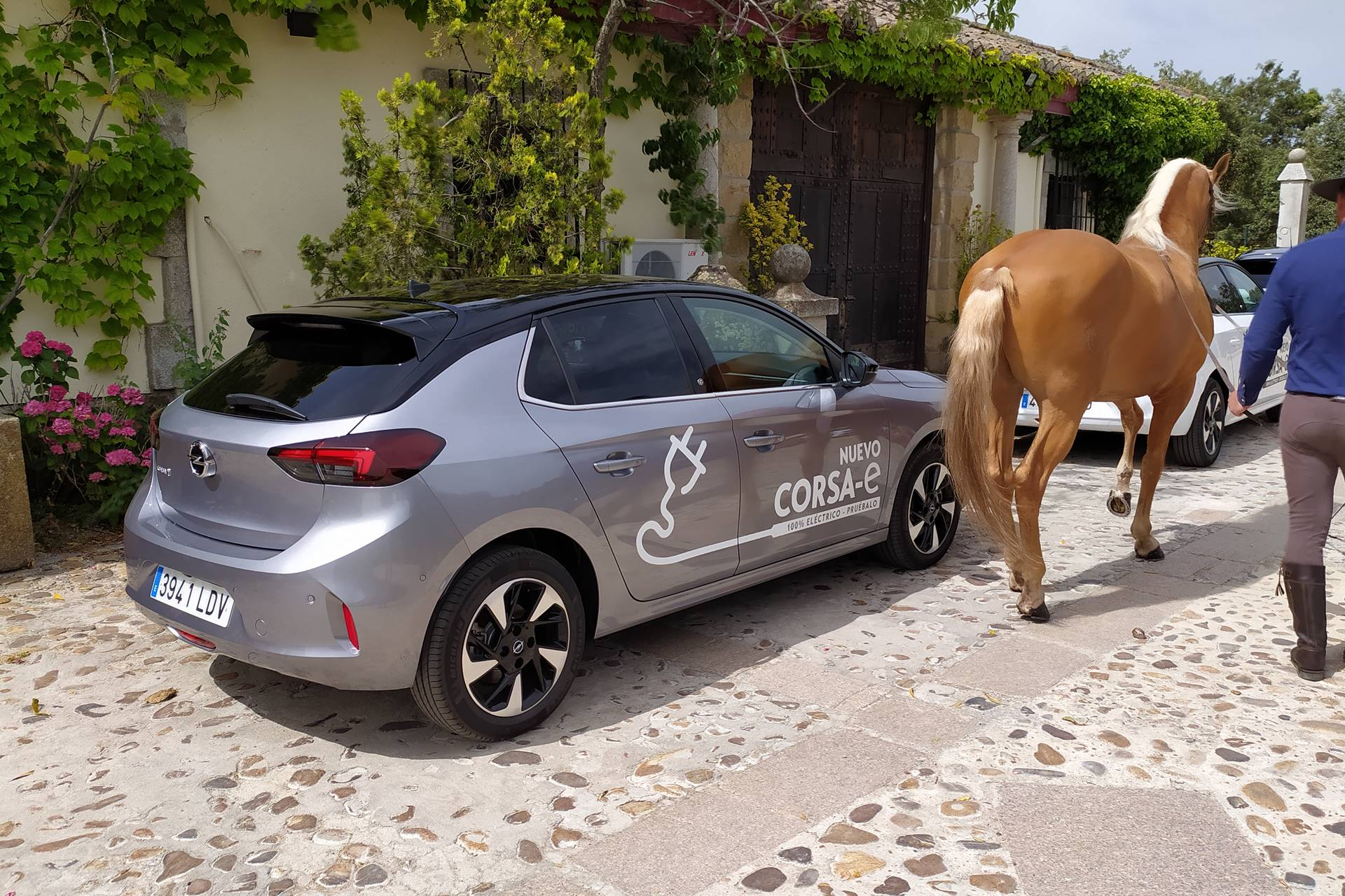 Prueba Opel Corsa E 08