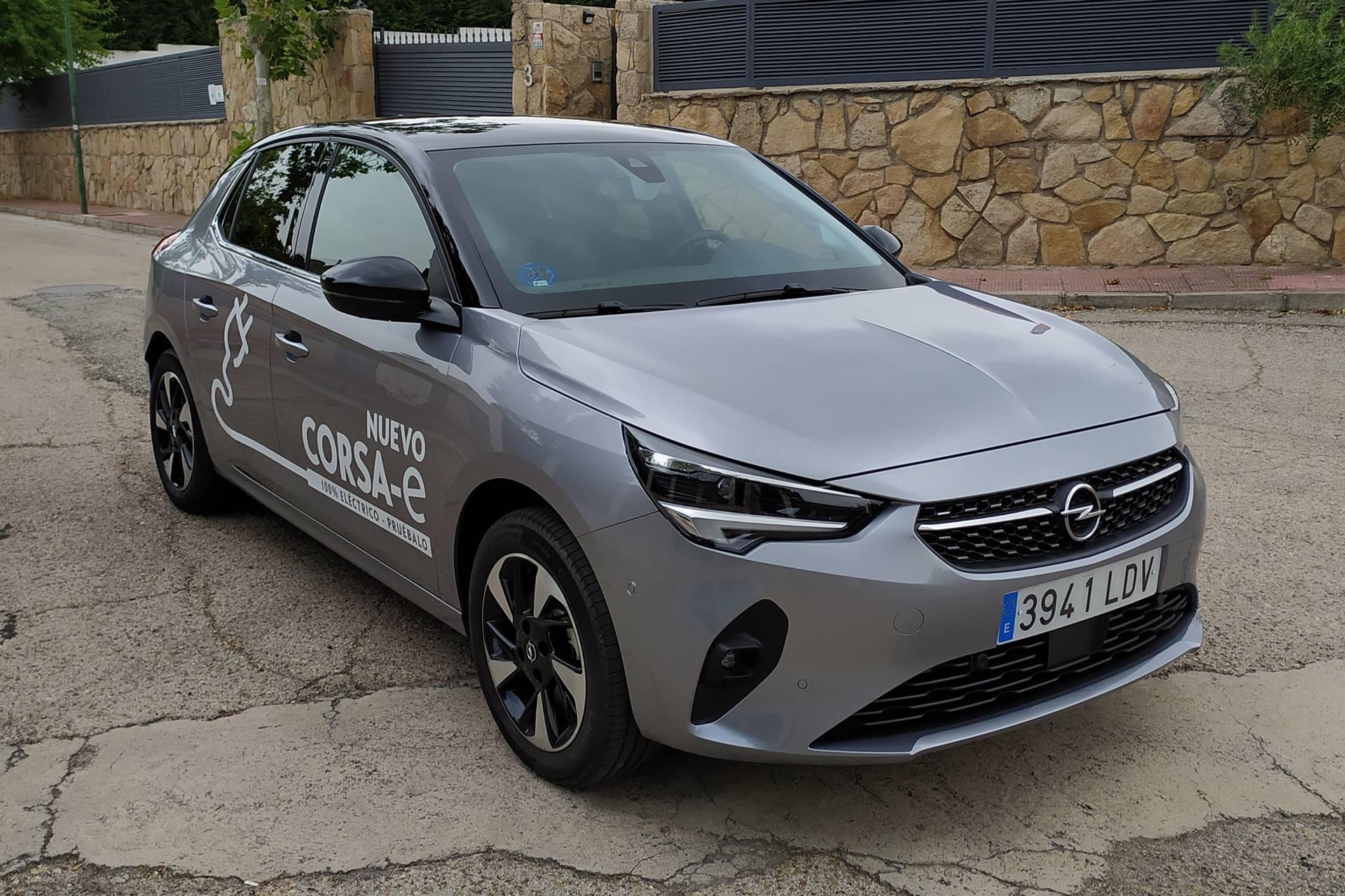 Prueba Opel Corsa E 10