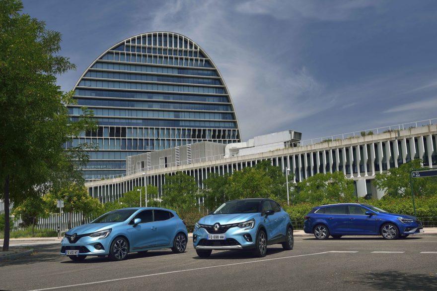 Renault E Tech