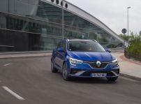 Renault Megane Hibrido 12