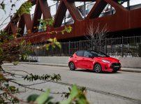 Toyota Yaris Electric Hybrid (3)