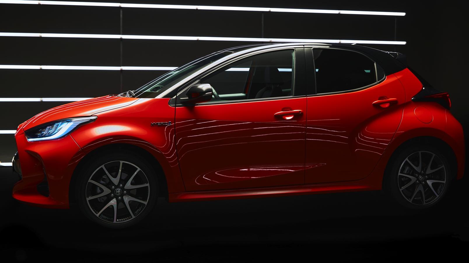 Toyota Yaris Electric Hybrid (6)