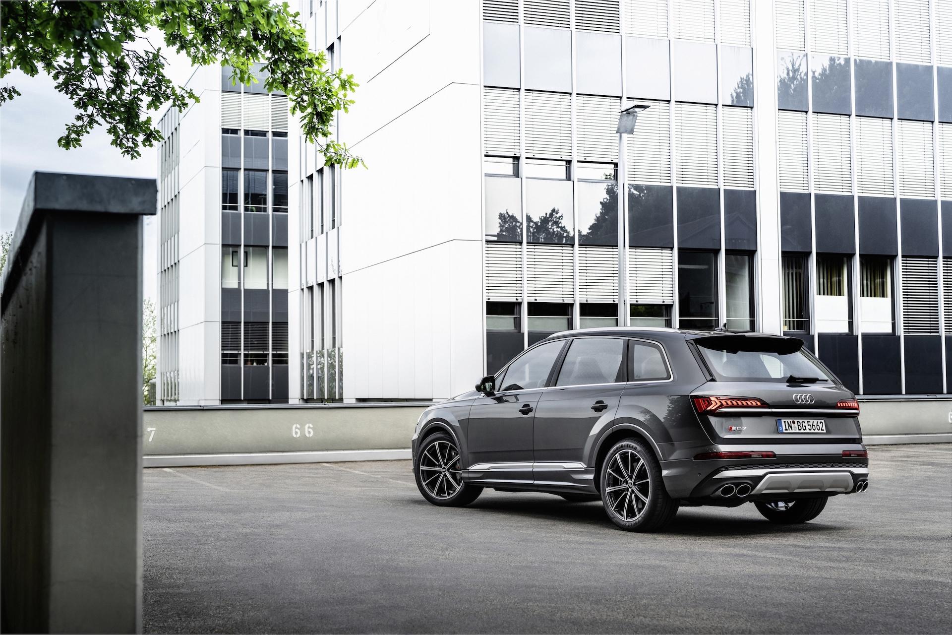 Audi Sq7 Sq8 V8 Tfsi 2021 3