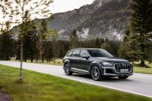 Sí quiero, gasolina: así son los nuevos Audi SQ7 y SQ8 con el motor V8 4.0 TFSI