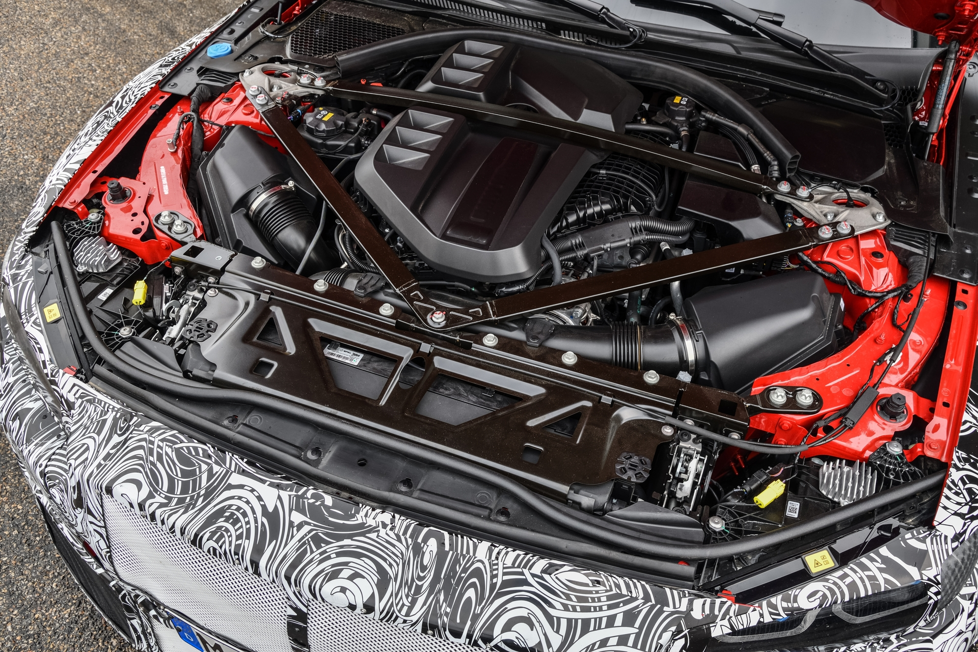 Bmw M4 Coupe 2021 11