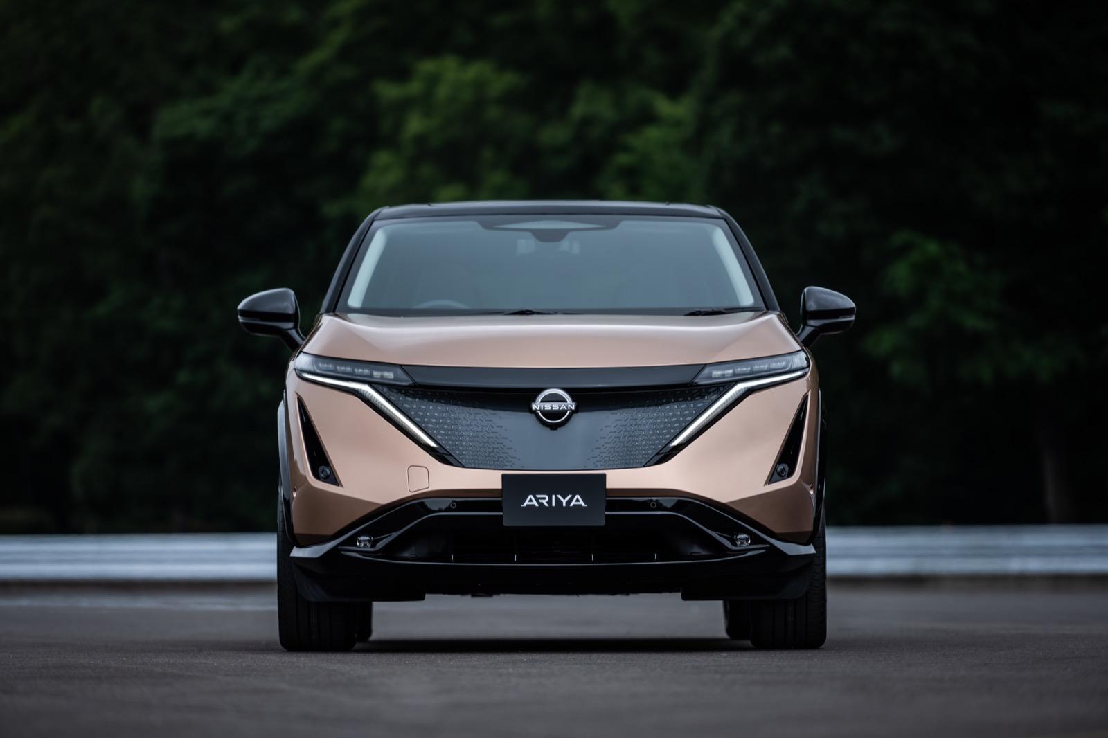 Nissan Ariya 5