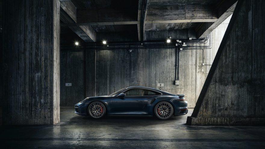 Porsche 911 Turbo 19
