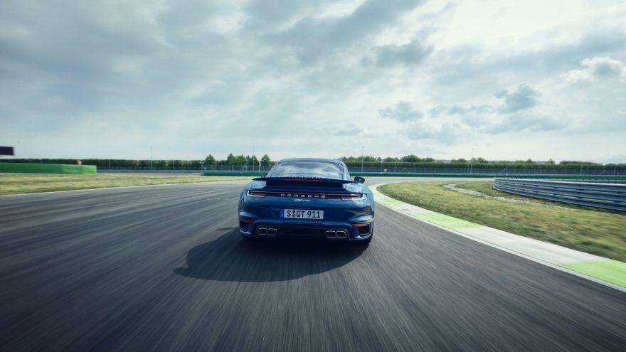 Porsche 911 Turbo 6