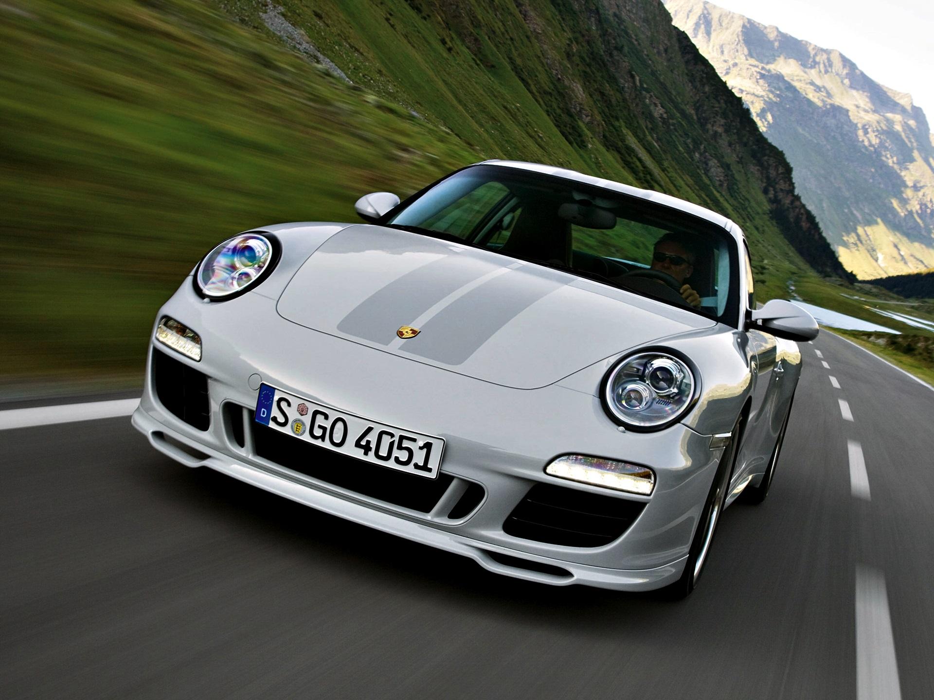 Porsche 911 Sport Classic 71