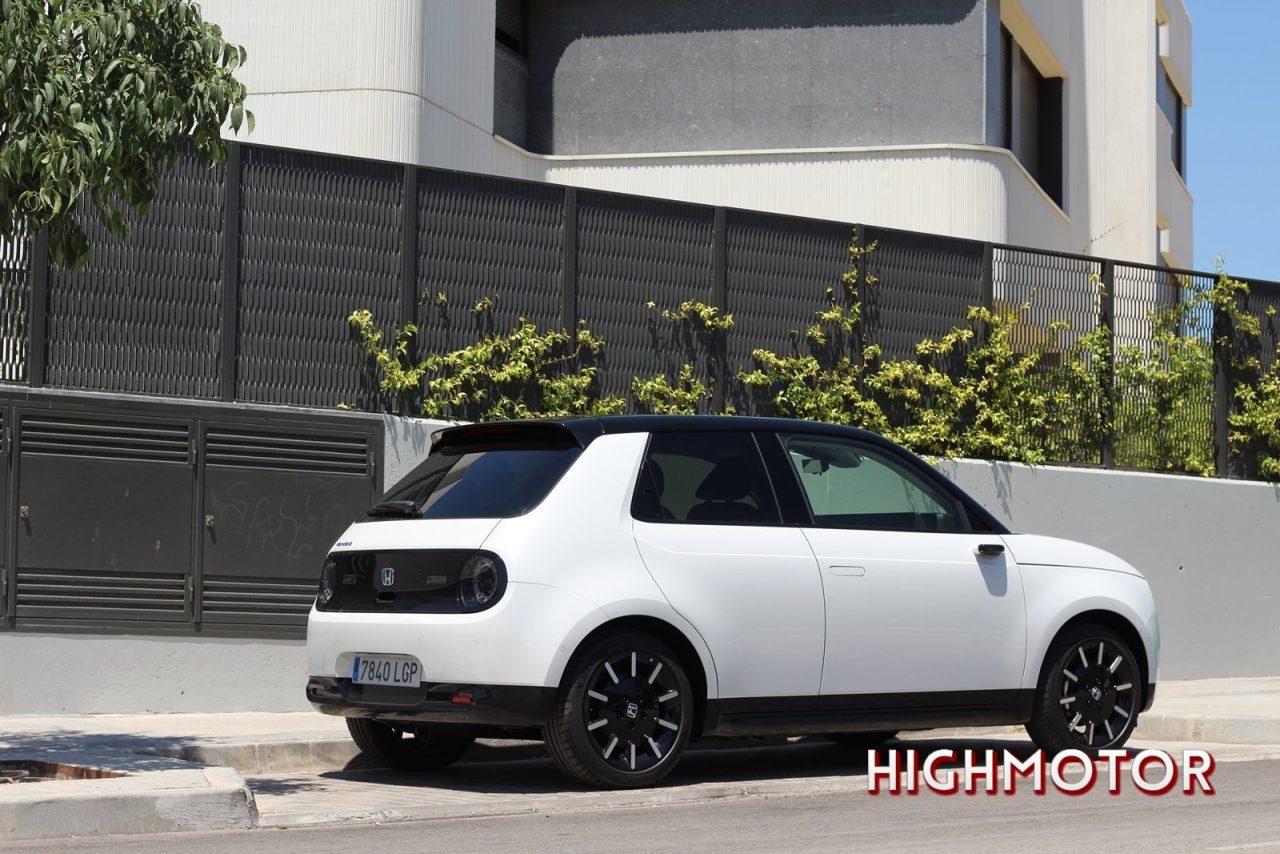 Prueba Honda E Highmotor 13