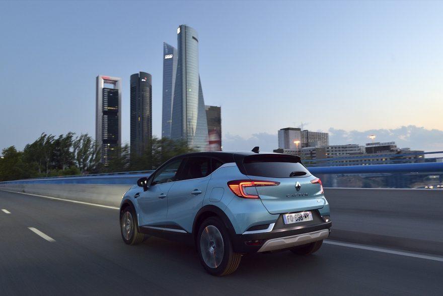 Renault Captur Hibrido 1