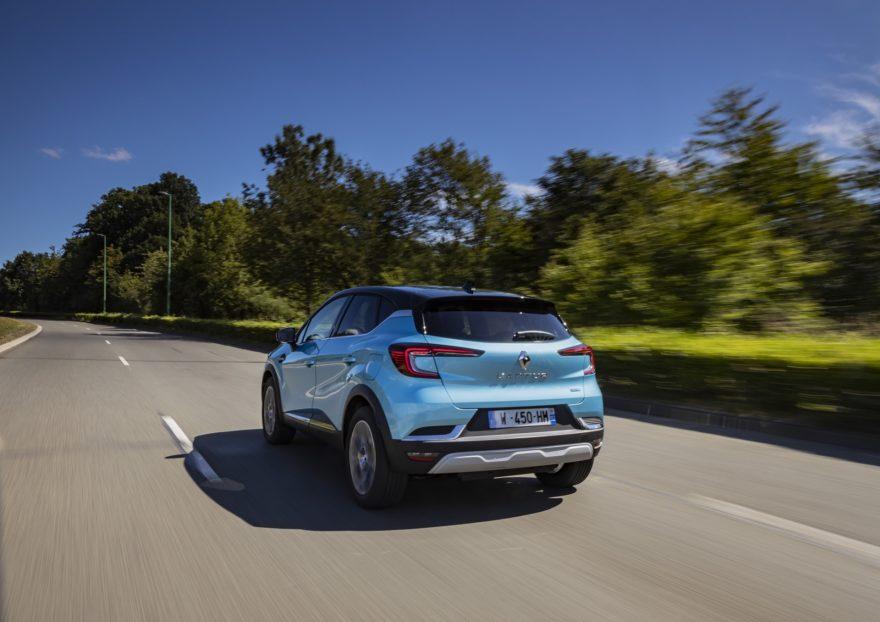 Renault Captur E Tech Plug In (hjb Phev)