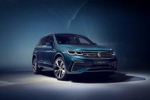 El renovado Volkswagen Tiguan ya está aquí con una variante PHEV y una R cargada de picante