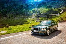 Coches con historia: BMW M3 e36