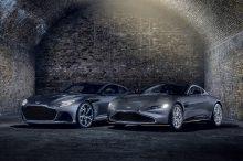 Aston Martin Vantage y DBS Superleggera 007 Edition, dos ediciones especiales para celebrar el nuevo film de James Bond