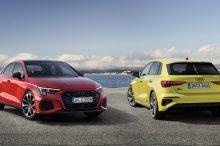 Nuevo Audi S3: 310 CV en formato Sportback y Sedan