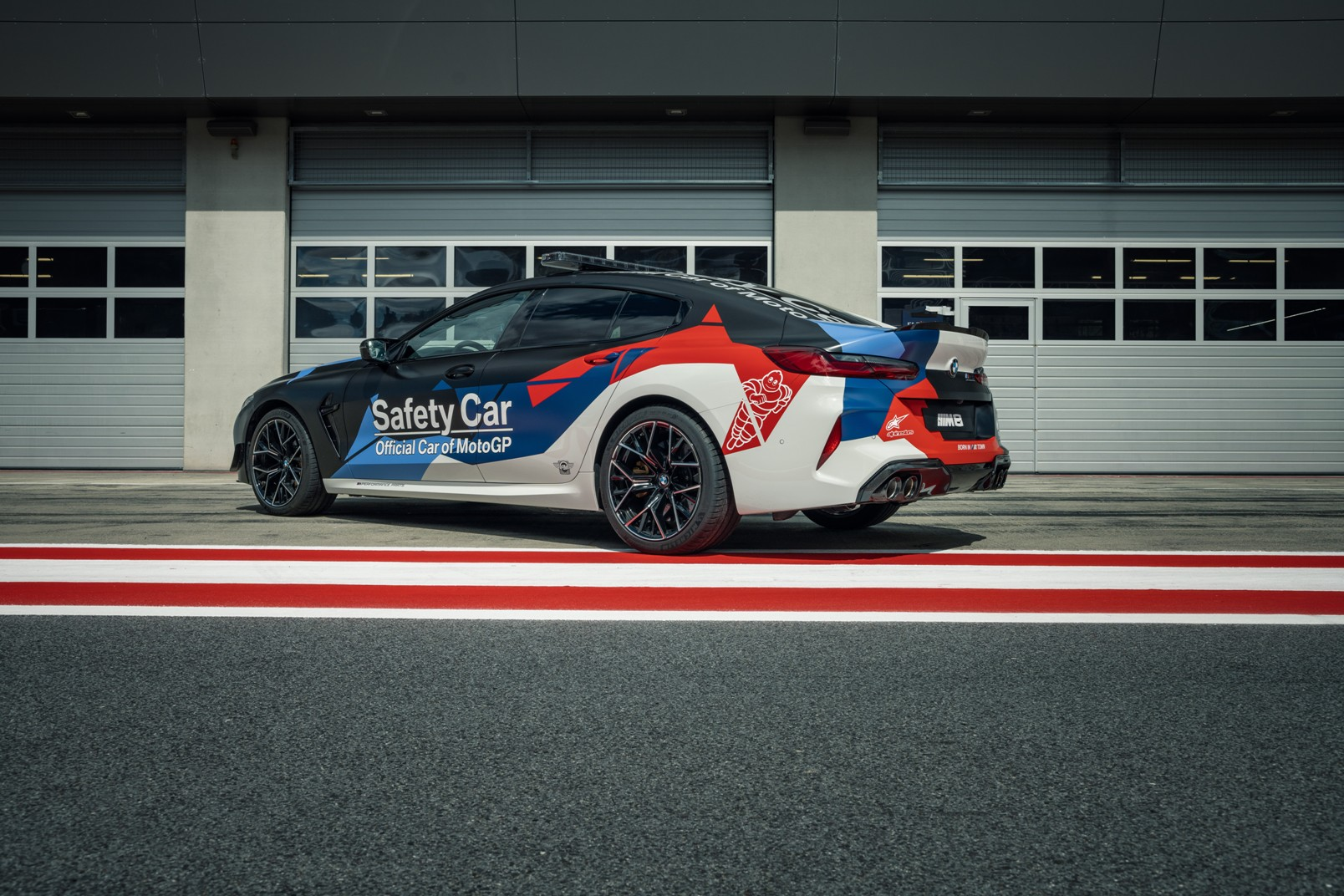 Bmw M8 Gran Coupe Safety Car (5)