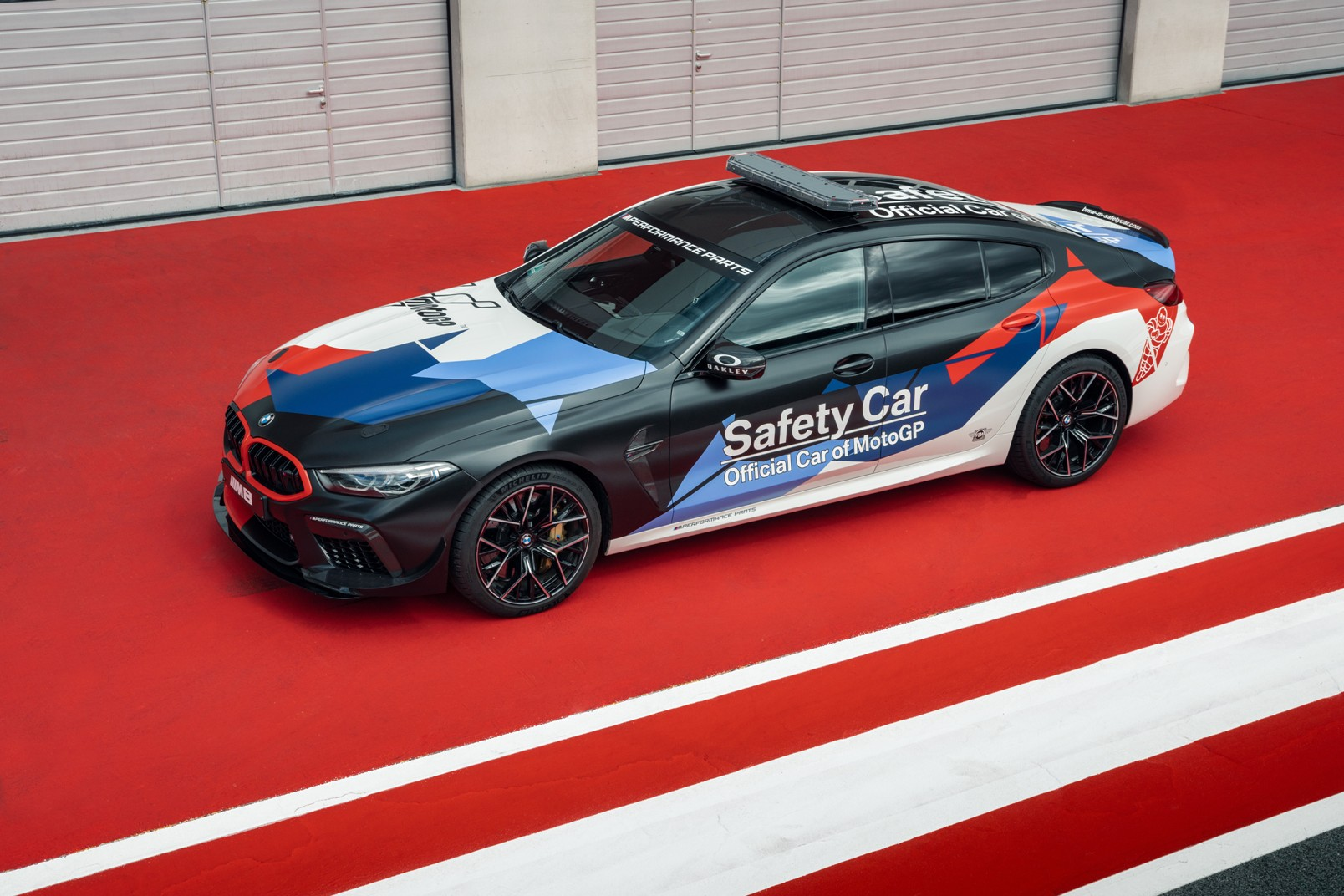 Bmw M8 Gran Coupe Safety Car (8)
