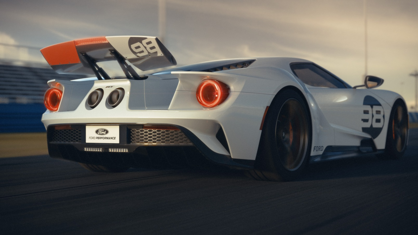 Ford Gt Heritage Edition 2021 (6)