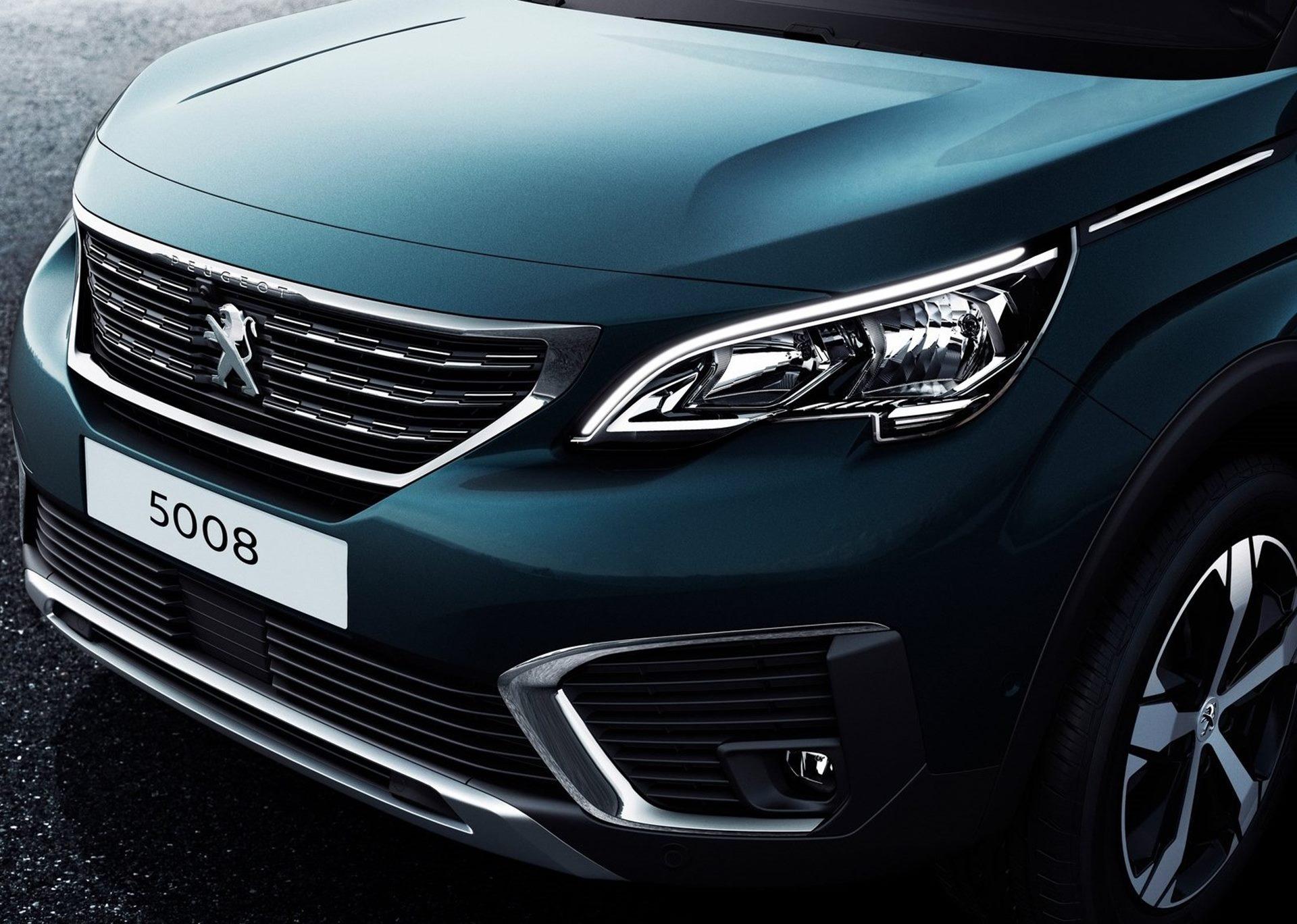 Peugeot 5008 2017 1600 75