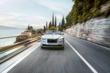 El Rolls-Royce Dawn Silver Bullet se deja ver totalmente con motivo de la fabricación de la primera unidad