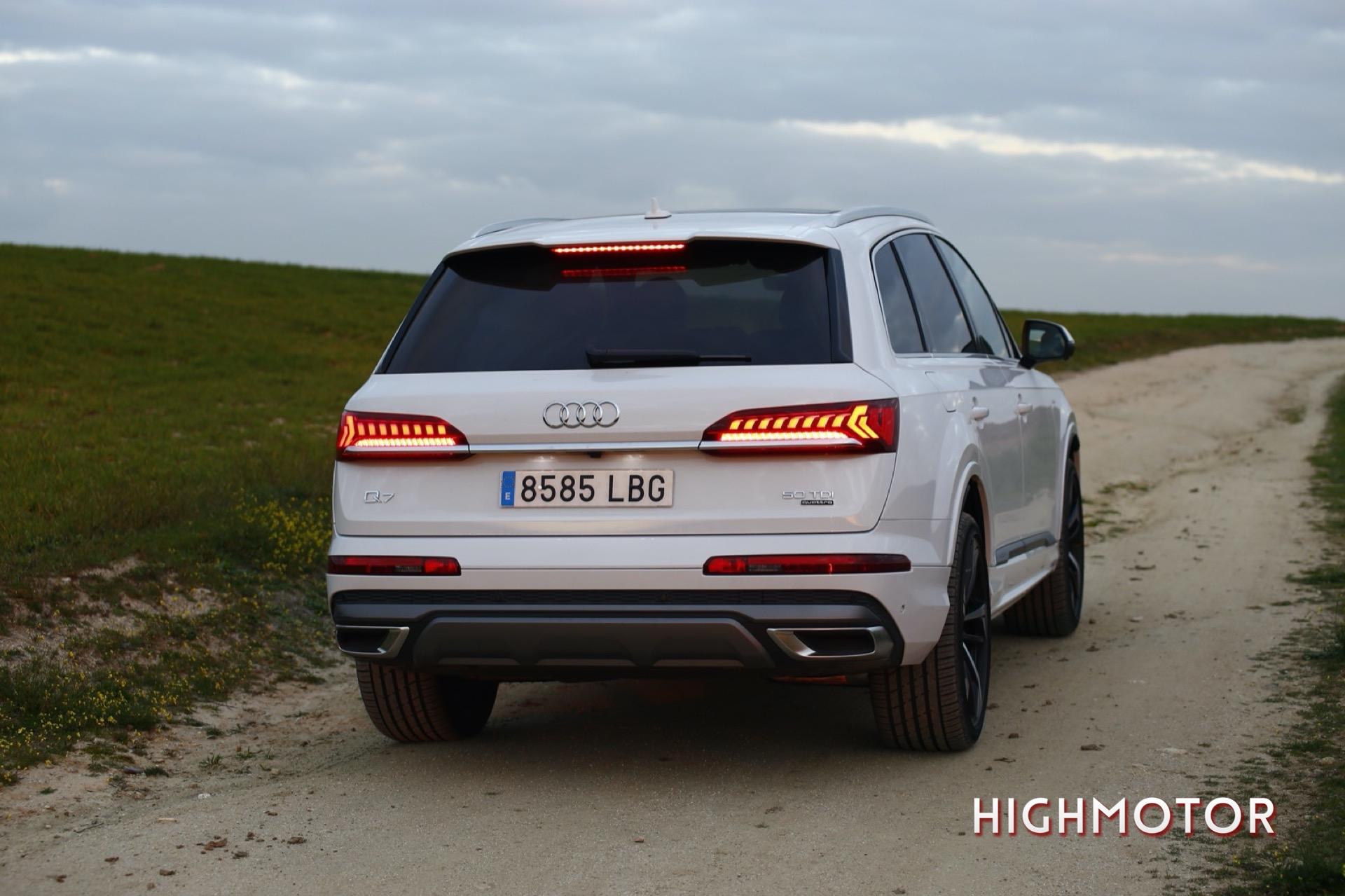 Audi Q7 Tdi 7