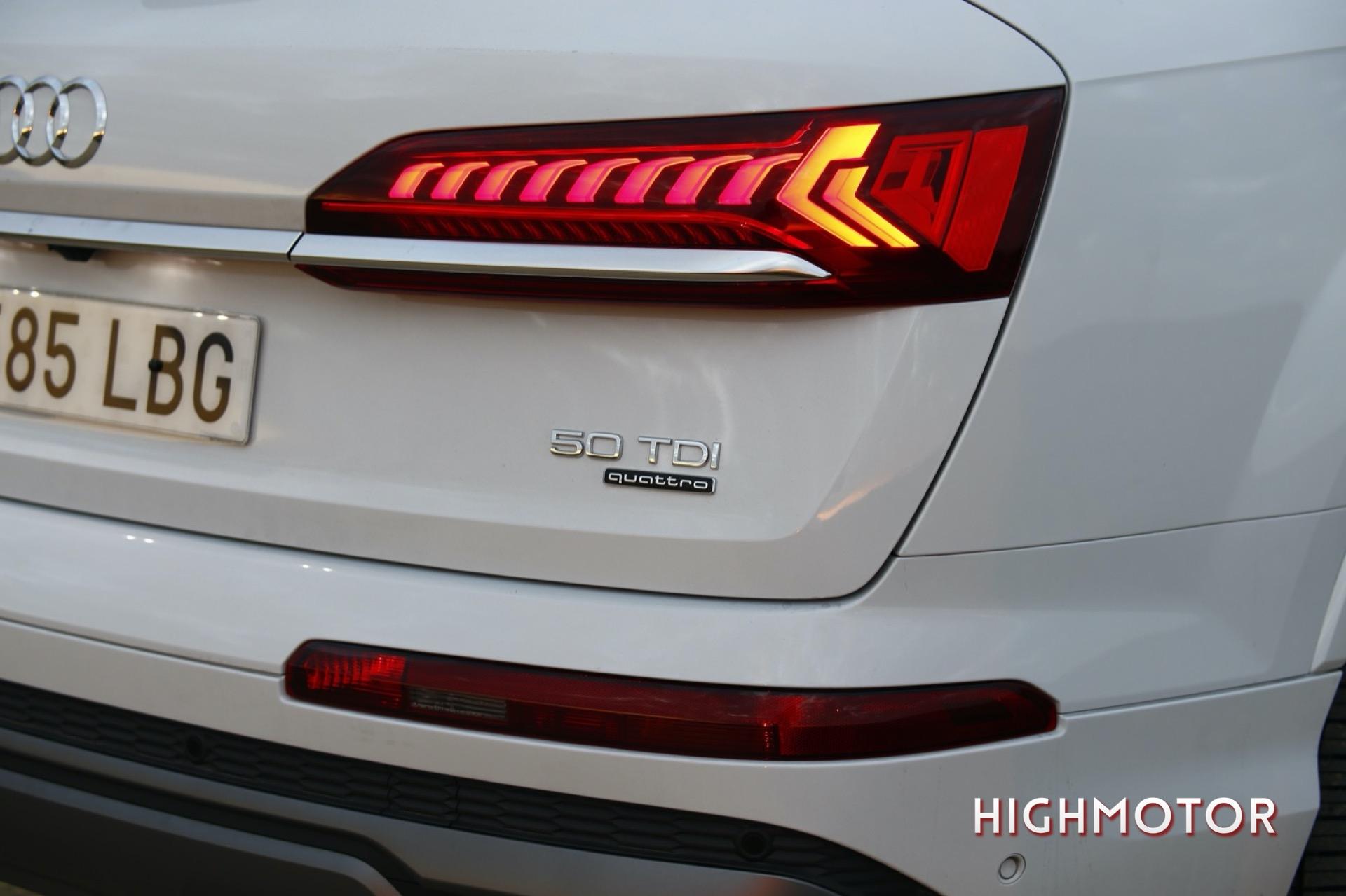Audi Q7 Tdi 8