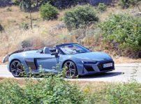Audi R8 V10 Spyder 1