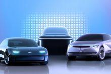 IONIQ 5, 6 y 7: los nuevos coches eléctricos de Hyundai, casi a punto