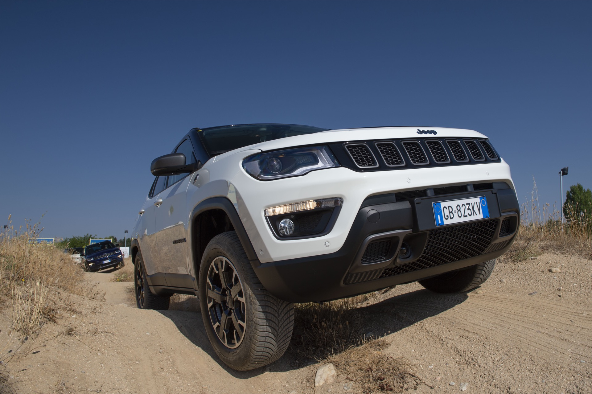 Jeep Compass 4xe 9