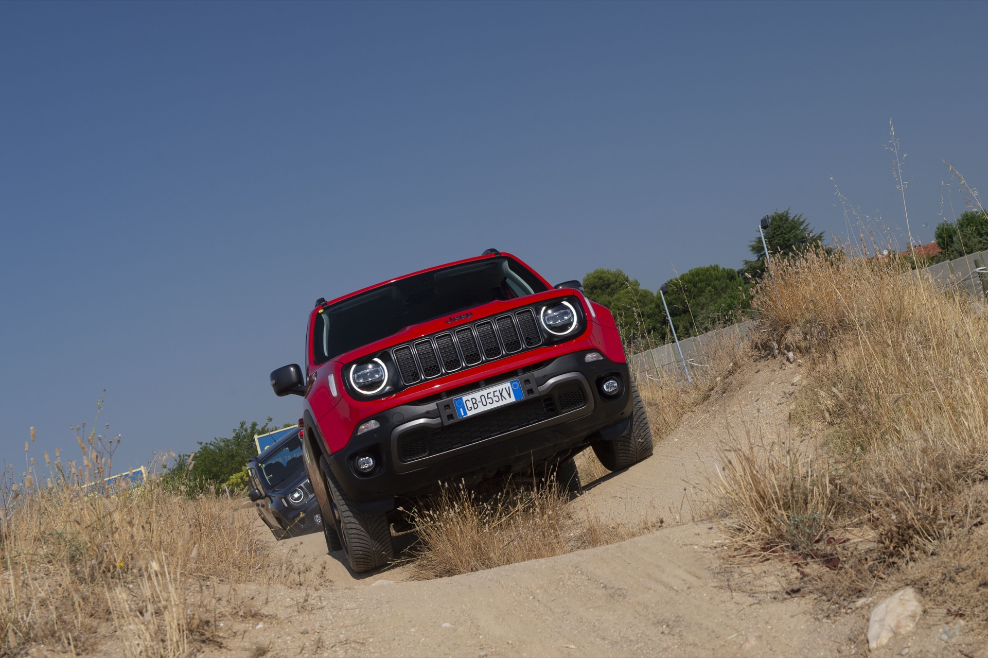 Jeep Renegade 4xe 12